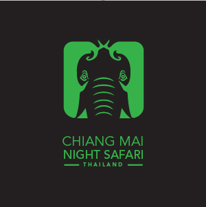 โลโก้ Chiang Mai Night Safari