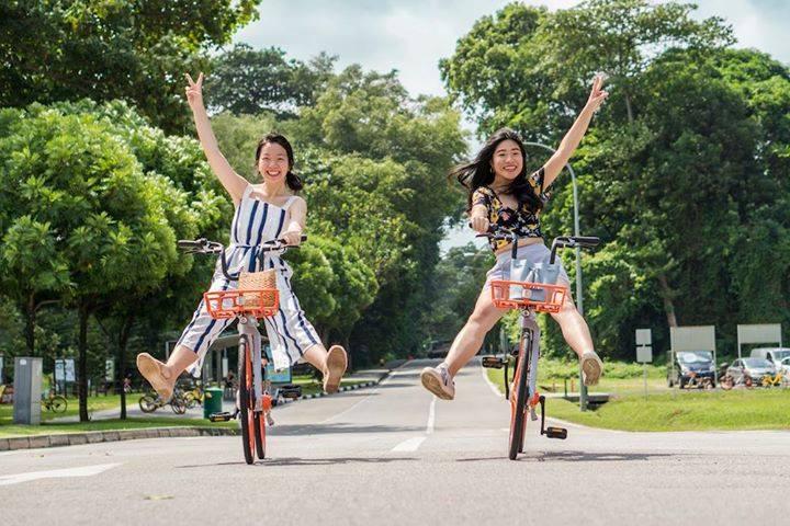 7-Days Mobike Coupon