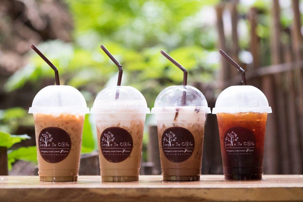 กาแฟ จังเกิ้ล เดอ คาเฟ่
