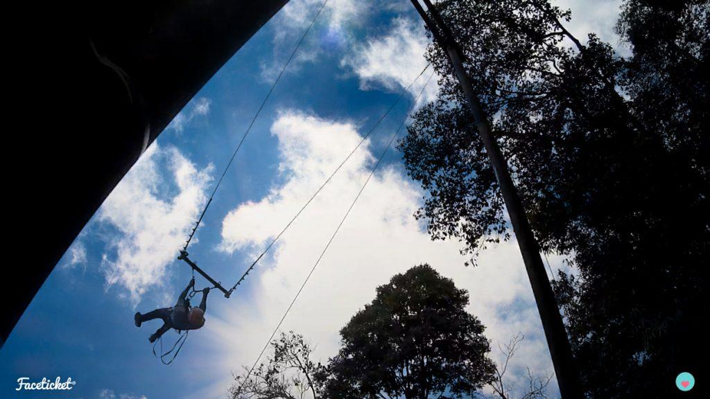 บัตร ไจแอนท์สวิง Giant swing
