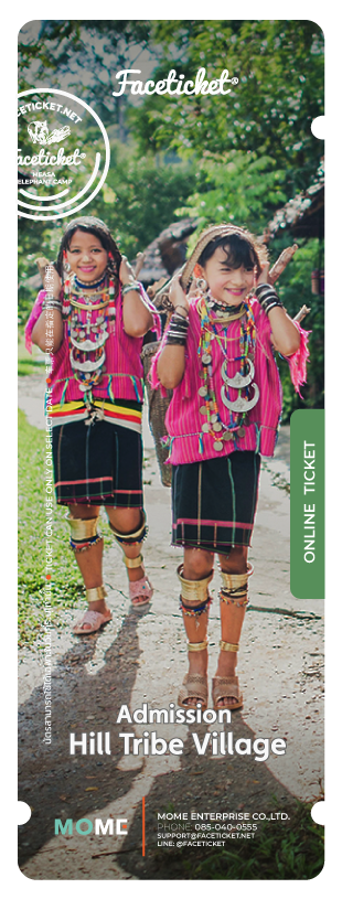 Admission Baan Tong Luang Hill Tribe Village Ticket Ticket