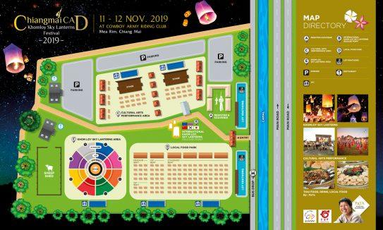 Festival plan